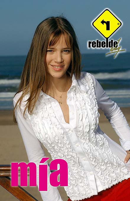 Rebelde Way Luli_l10