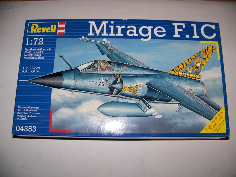 [Revell]Mirage F.1CR - 1/72 F1_c_c10