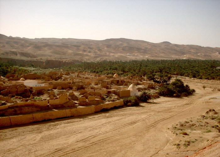 السياحة في ولاية النعامة 411