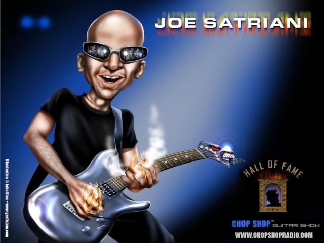 Joe SATRIANI Satria10