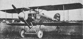 Aviones de caza alemanes de la PGM Albatr12