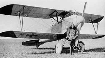 Aviones de caza alemanes de la PGM Albatr13