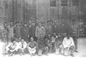 Los leoneses que olieron sus muertes en los campos nazis Dl28p210