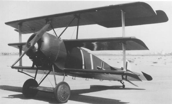 Aviones de caza alemanes de la PGM Fokker16