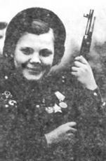Femmes fatales del frente este-europeo Lobkov10