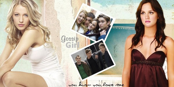 ₪ Gossip Girl