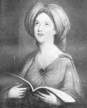 Anna-Eleanore ou Eléonore Sullivan, puis épouse Craufurd (ou Crawford), née Eleanora Franchi  Elenor10