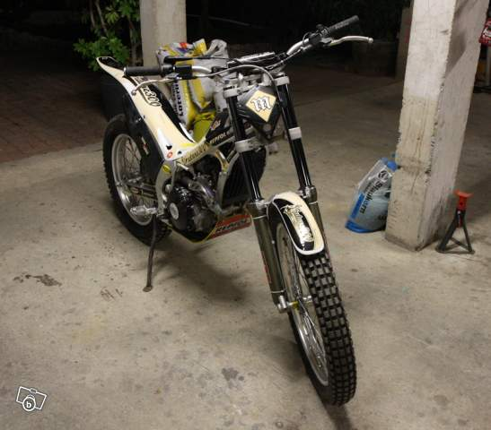 Vend Montesa cota 4RT future trial team   27627710