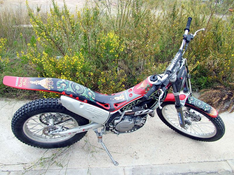 ART MONTESA 4RT Deco110