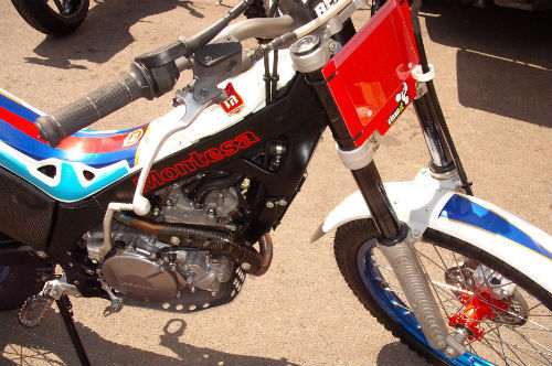 Montesa 4 RT Graham Jarvis  Kgrhqe11