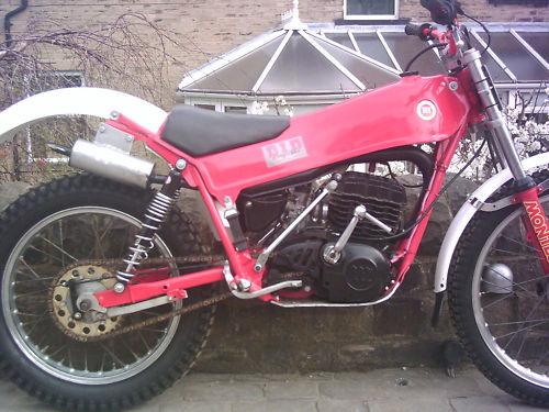 Montesa 249 Kgrhqf11