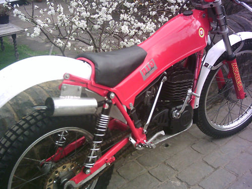 Montesa 249 Kgrhqj12