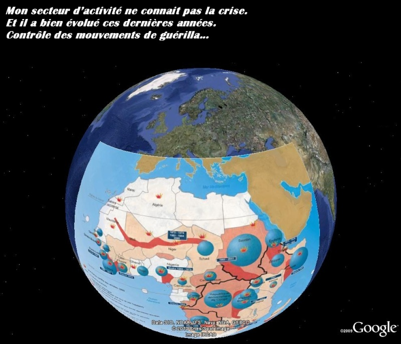 == SPIONIT == L'histoire vraie Afriqu10