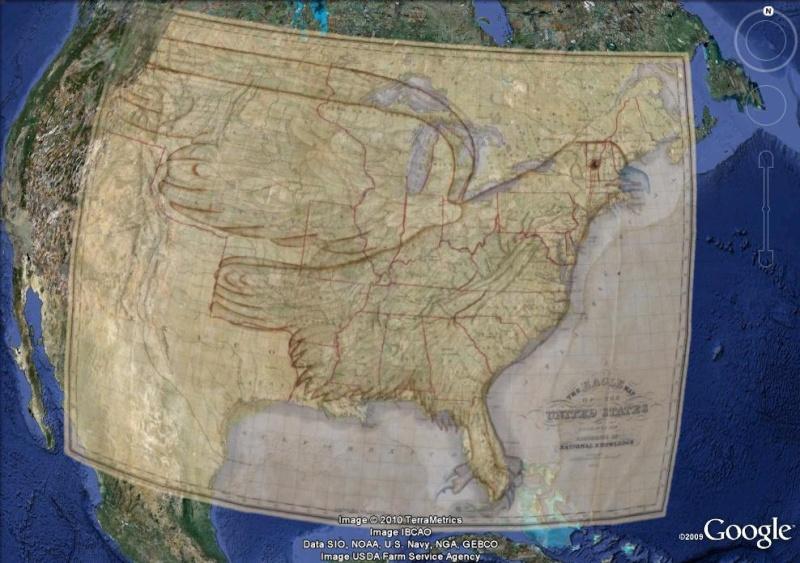 La magie des cartes historiques de Rumsey  - Page 2 Aigle_11