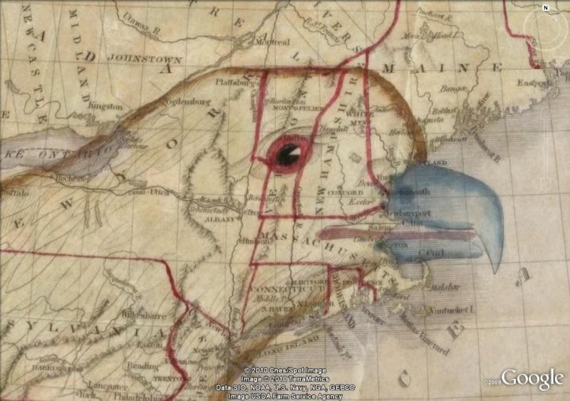 La magie des cartes historiques de Rumsey  - Page 2 Aigle_12