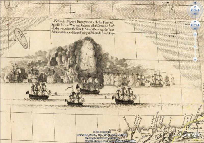 La magie des cartes historiques de Rumsey  - Page 2 Charle10
