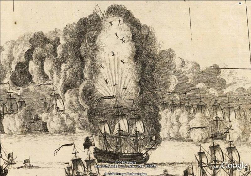 La magie des cartes historiques de Rumsey  - Page 2 Explos10
