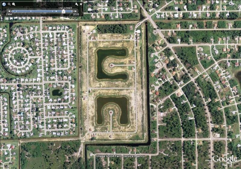Urbanisme et grands projets en Floride Lehigh11