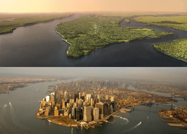 L'Histoire de New York Mannah10