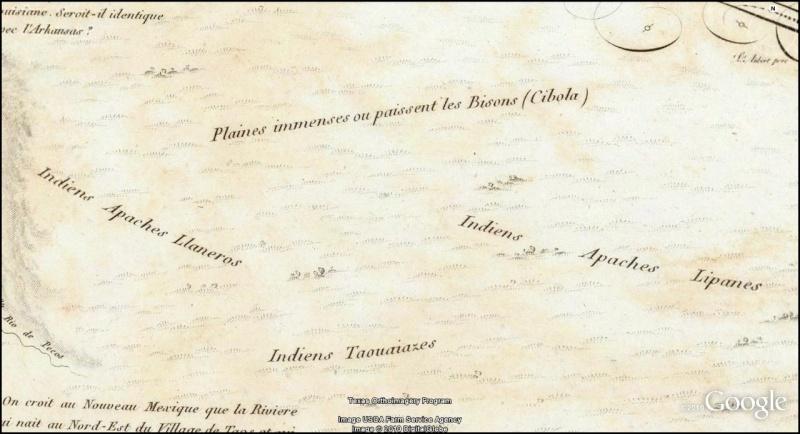 La magie des cartes historiques de Rumsey  - Page 3 Mexiqu16