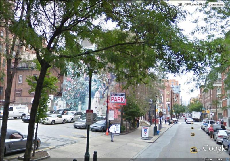 STREETVIEW : les fresques murales de Philadelphie  - Page 4 Progre10