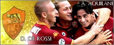 AS Roma 2-1 Udinese ( 14 ème journée ) Signat10
