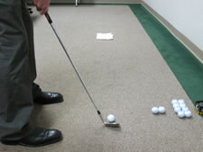 Short Game - Towel Drill - Chipping Towel110