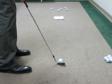 Short Game - Towel Drill - Chipping Towel210