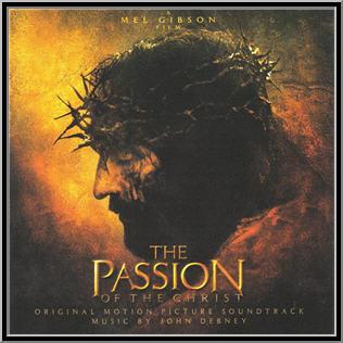 Trilha sonora do filme paixão de Cristo Capa41