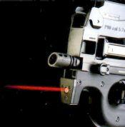 Pistola ametralladora P90 Eqmili12