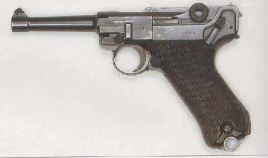 [b]Pistola Alemana Walther P-38 y la Pistola Alemana, Luger Luger11