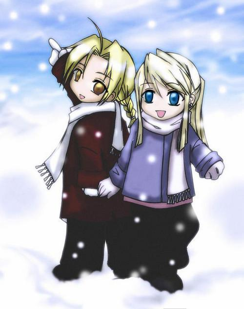 .:__Winry Fc__ :. Chibie10