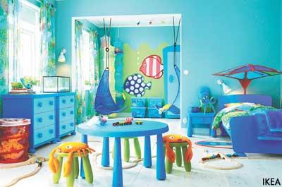 Dečije sobe- ideje Riba10