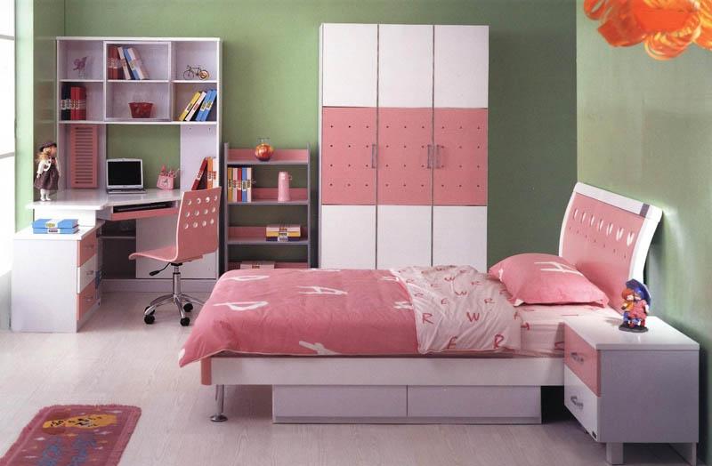 Dečije sobe- ideje Roze10