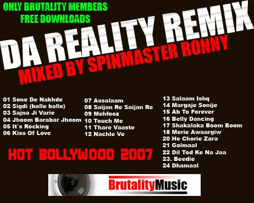 DA REALITY REMIXES 2007 !! SPINMASTER RONNY !! Cd_spi10