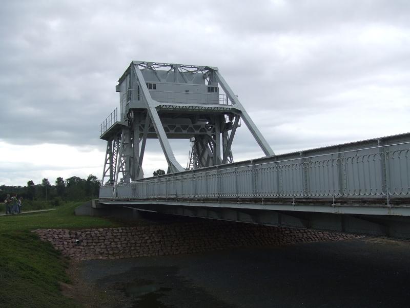 Pegasus bridge aujourd'hui Dscf3510