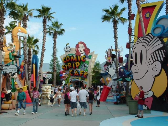 [USA] Universal Orlando Resort - Le Resort en général  Toon_l10