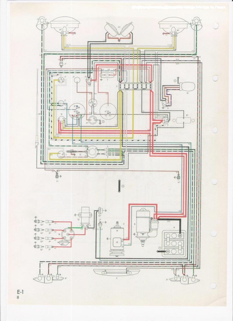 circuit électrique kg T14 Numeri11