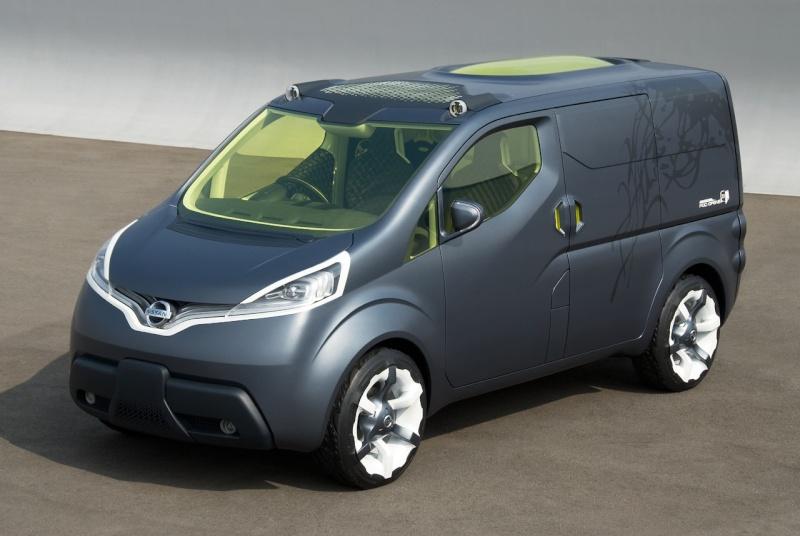 Concept car Nissan Nissan10
