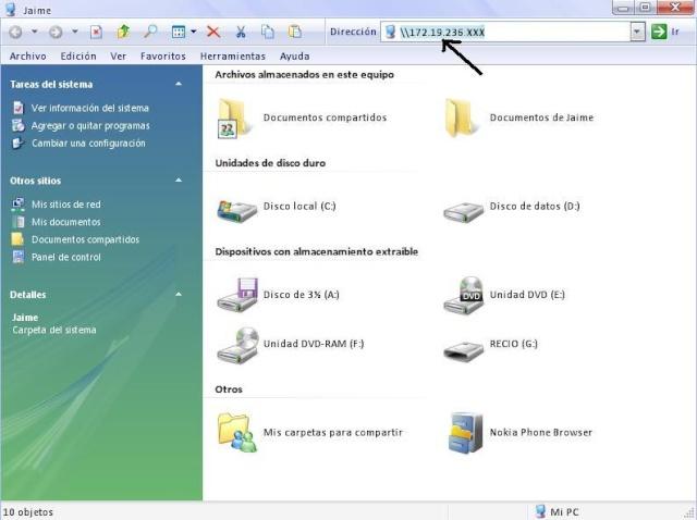 Configurar IP's y entrar en otros ordenadores Mi_pc11