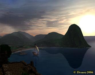 Crossbones Crew Island