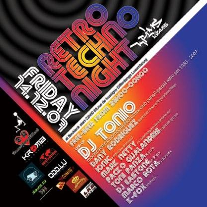 14-12-2007 - Retro Techno Night @ Beckleck - (Differdange) Retron10