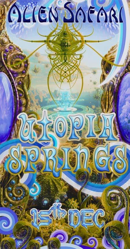 [SOUTH AFRICA] 15th Dec. Alien Safari - Utopia Springs. Safari10