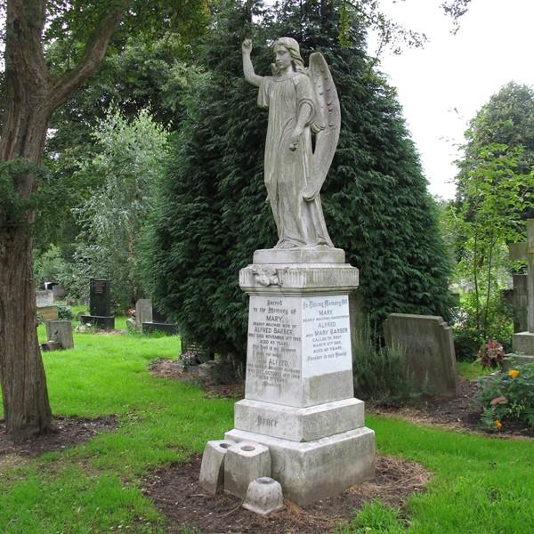 Graveyard Idea- Tombstone/Monument/Mausoleum Ref. Images Spinne10