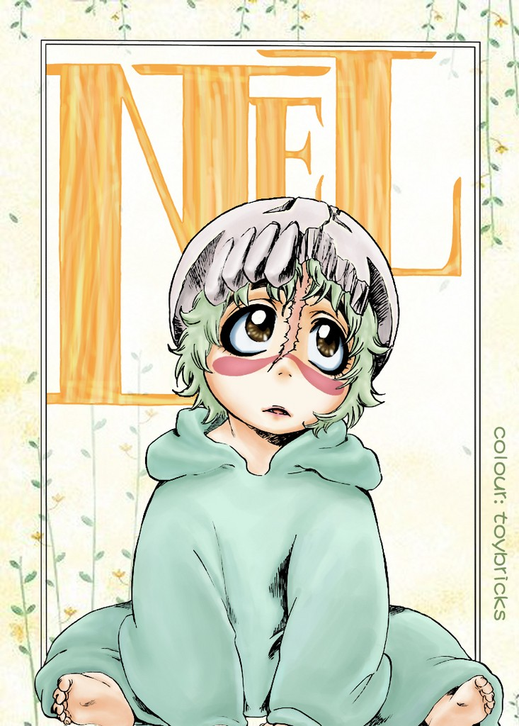 Nel from Bleach... Nel10
