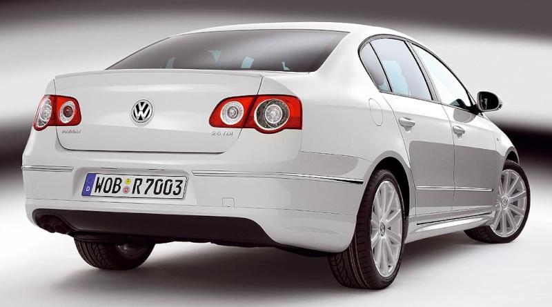 R Line, el acabado más deportivo del VW Passat 11968711