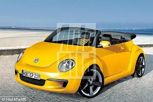 Especulacion grafica: VW New Beetle 2009 37286511
