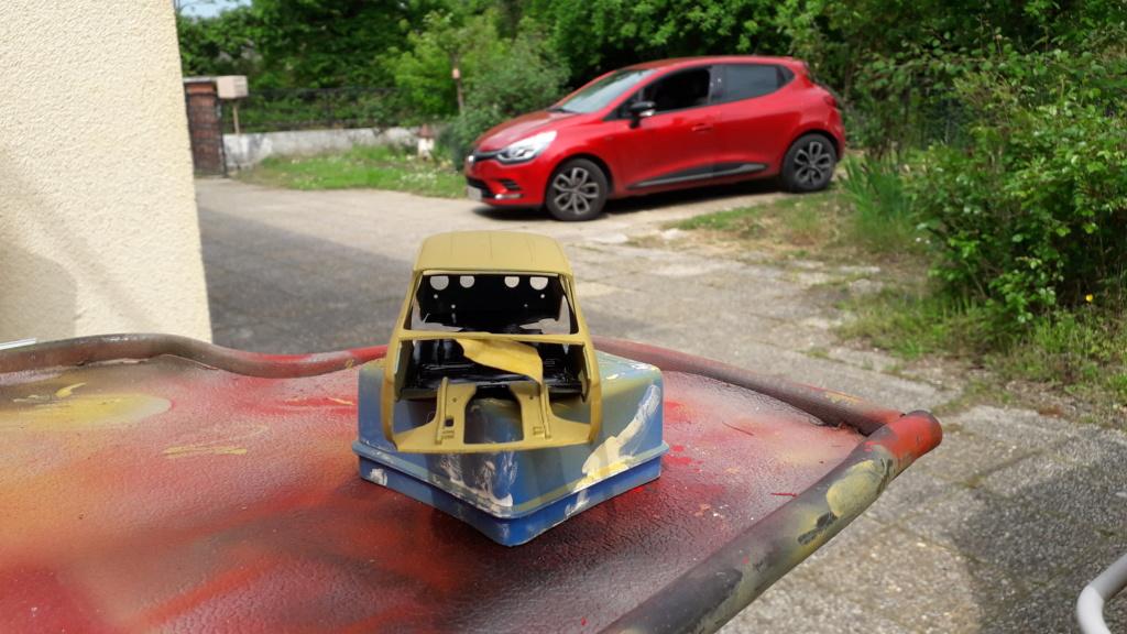 Renault 8  gordini et renault 8 gordini  du pauvre 20190512
