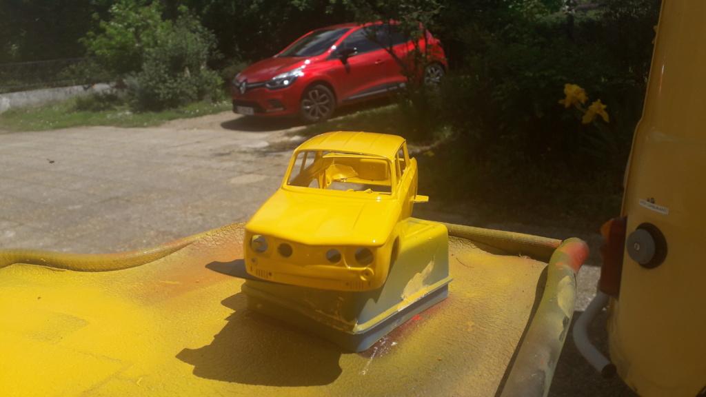 Renault 8  gordini et renault 8 gordini  du pauvre 20190514