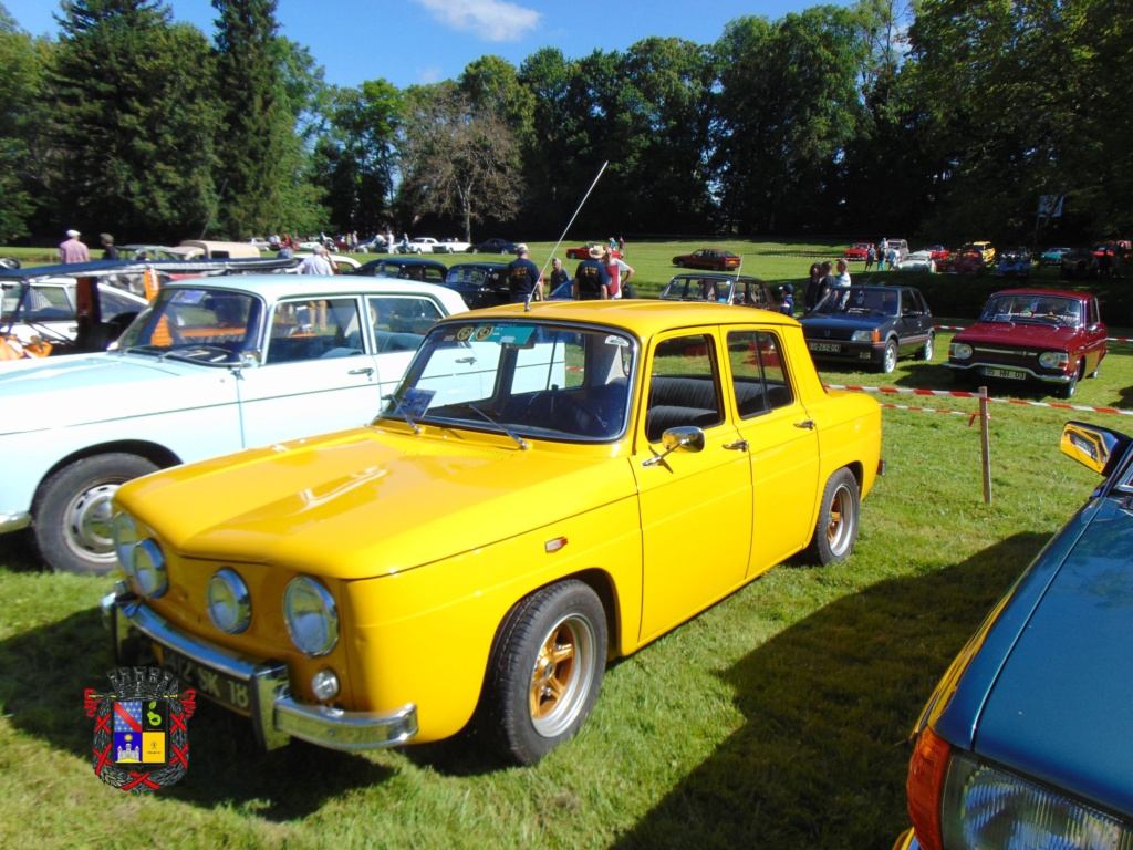 Renault 8  gordini et renault 8 gordini  du pauvre Chteau10